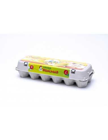 Comprar Huevos Rualmar L docena online