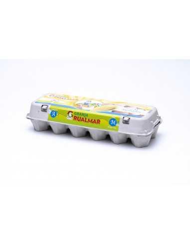 Comprar Huevos Rualmar M docena online